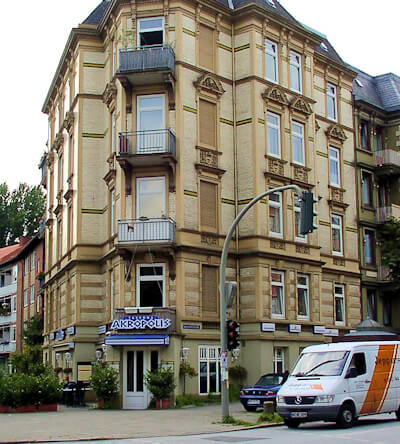 Haushaltsauflösung in Hamburg Eimsbüttel
