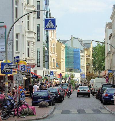 Haushaltsauflösungen in Hamburg Ottensen