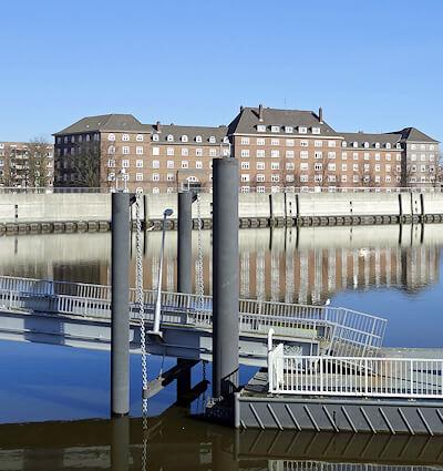 Haushaltsauflösung in Hamburg Veddel